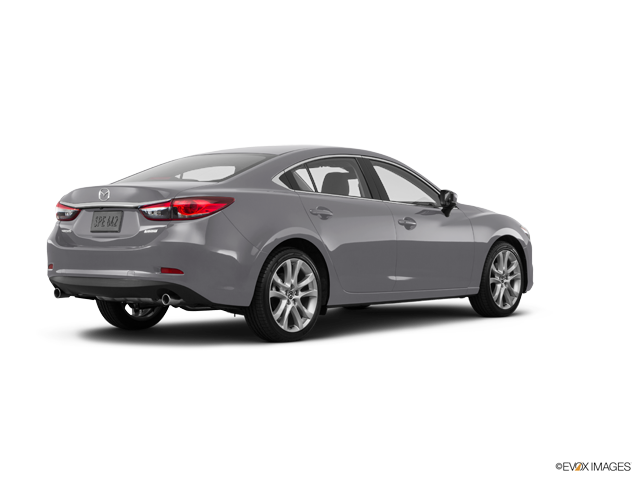 2017 Mazda Mazda6 4dr Car