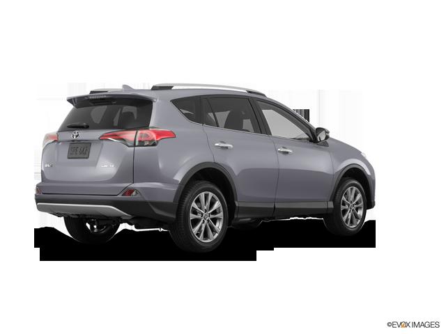 2017 Toyota RAV4 Limited FWD SUV