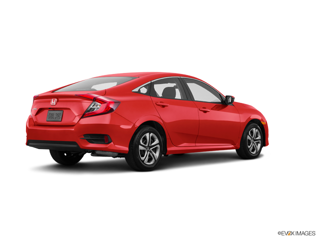 2017 Honda Civic 4dr Car