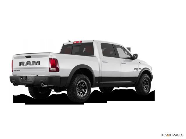 2017 Ram 1500 Short Bed