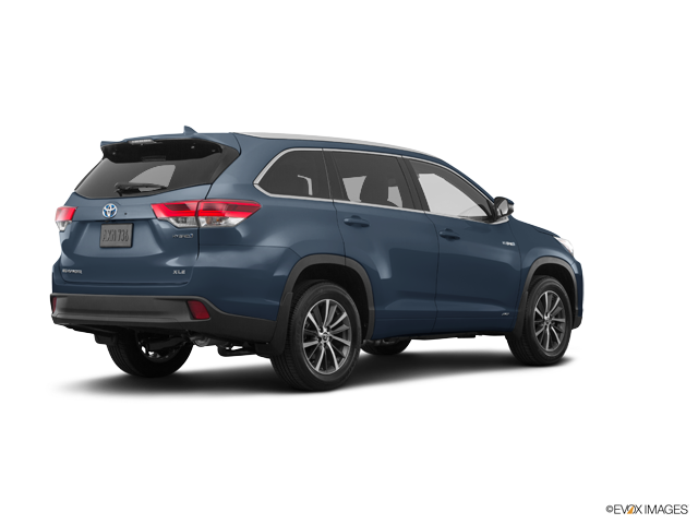 2017 Toyota Highlander XLE - V6 FWD