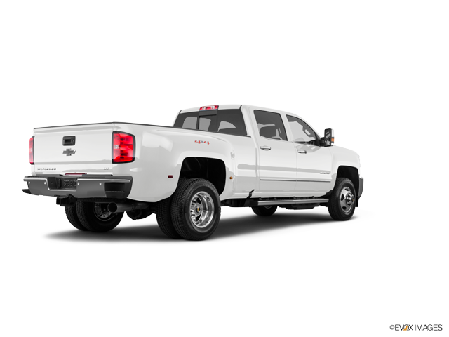 2017 Chevrolet Silverado 3500HD Long Bed