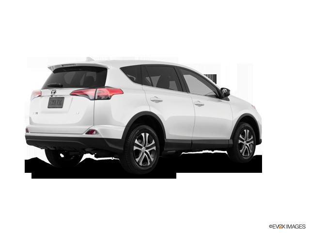2018 Toyota RAV4 4D Sport Utility