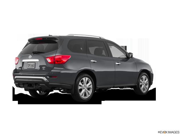 2018 Nissan Pathfinder Sport Utility