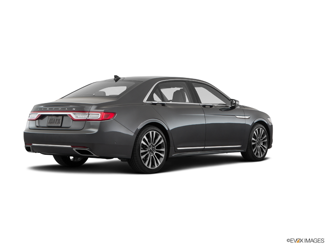2019 Lincoln Continental 4dr Car