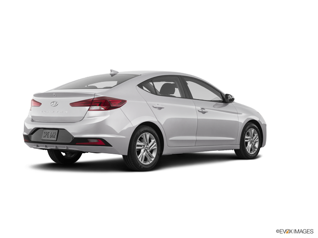 2020 Hyundai Elantra 4dr Car