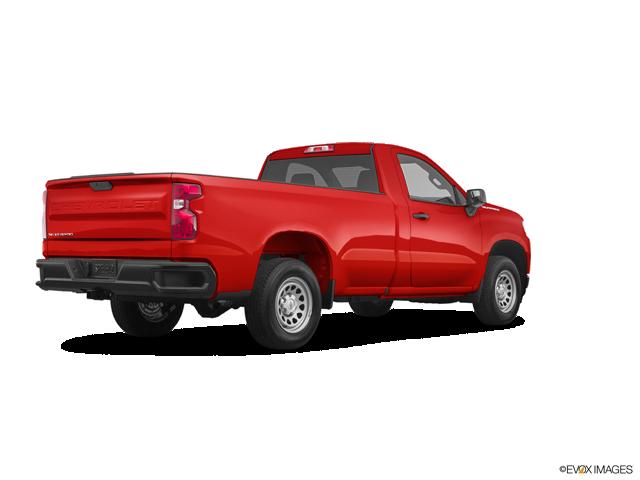 2020 Chevrolet Silverado 1500 Long Bed