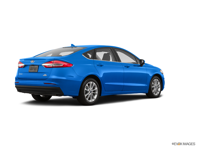 2020 Ford Fusion Hybrid 4dr Car