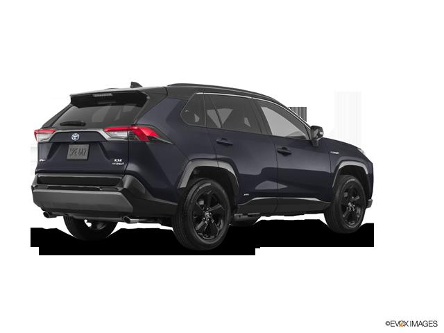 2020 Toyota Rav4 Hybrid Xse Stock 20mv1121 Spitzer Toyota