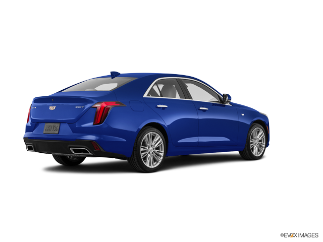 2020 Cadillac CT4 4dr Car