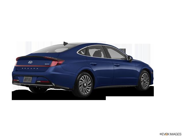 2021 Hyundai Sonata Hybrid 4dr Car