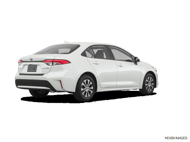 2021 Toyota Corolla Hybrid 4D Sedan
