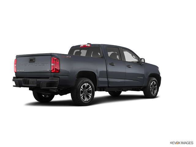 2021 Chevrolet Colorado Short Bed
