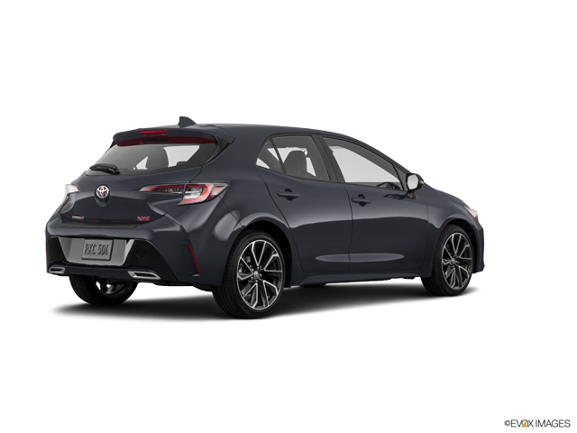 2021 Toyota Corolla Hatchback 5D Hatchback