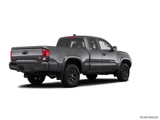2021 Toyota Tacoma 4 Door Cab; Double Cab; Long Wheelbase