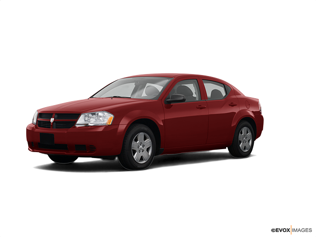 2008 Dodge Avenger 4dr Car