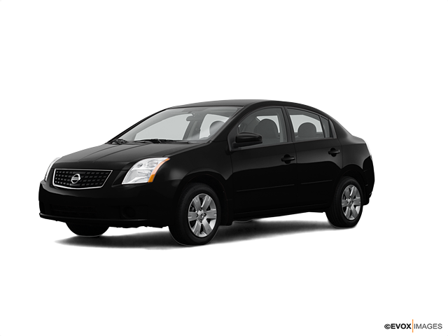 2008 Nissan Sentra 4dr Car