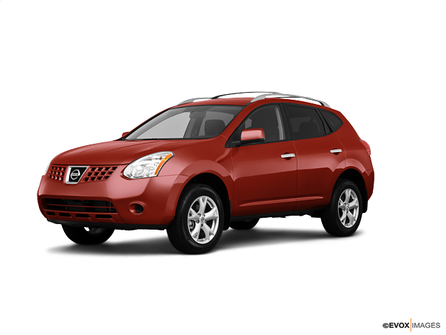 2010 Nissan Rogue Sport Utility