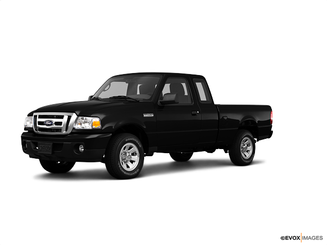 2010 Ford Ranger Standard Bed