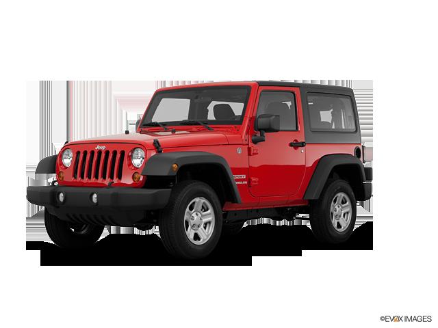 2011 Jeep Wrangler Sport Utility