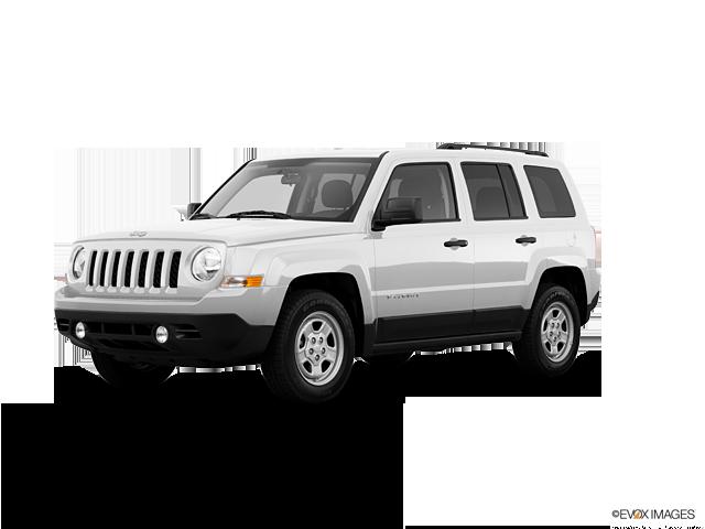 2011 Jeep Patriot Sport Utility