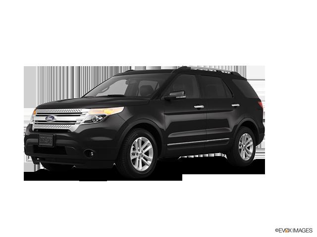 2011 Ford Explorer Sport Utility