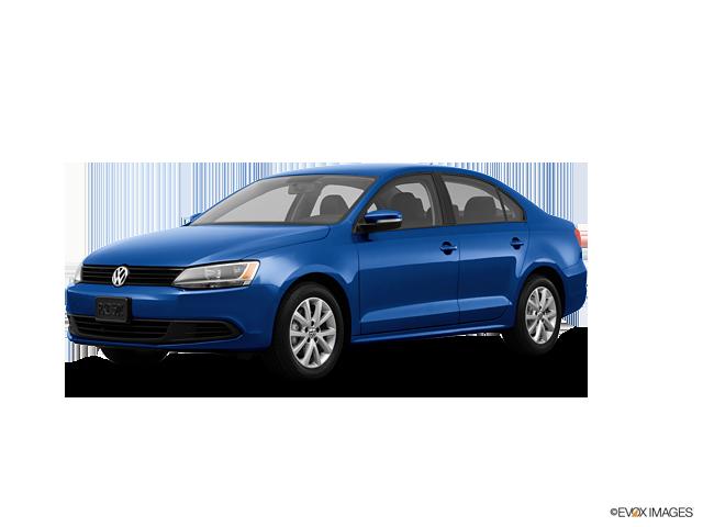 2012 Volkswagen Jetta 4dr Car