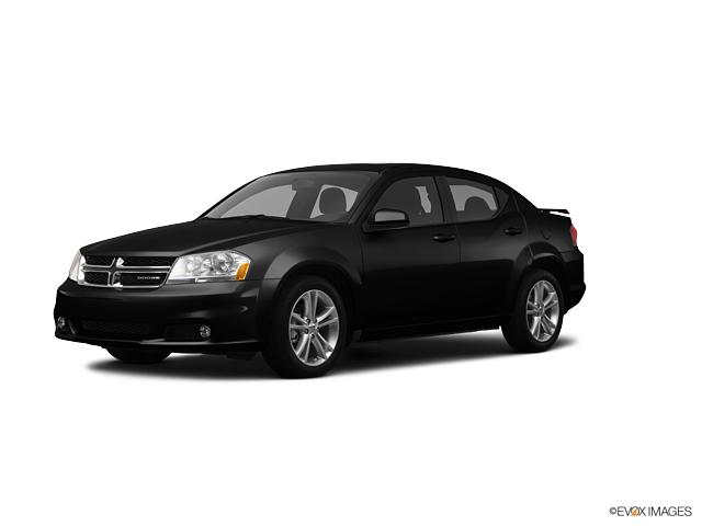 2012 Dodge Avenger 4dr Car