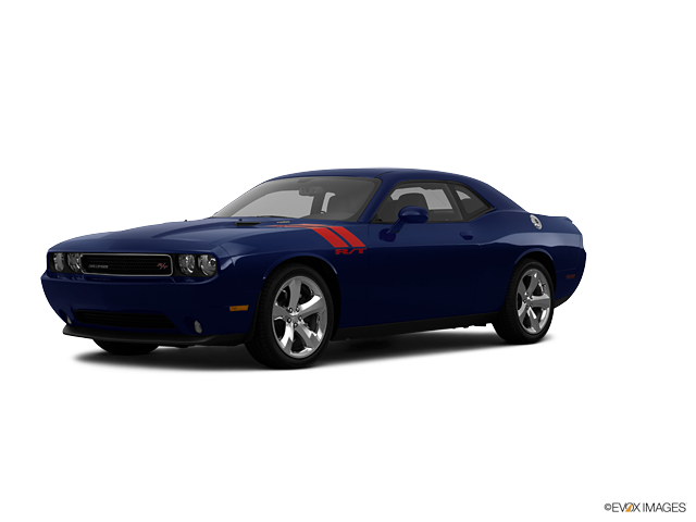 2012 Dodge Challenger 2dr Car