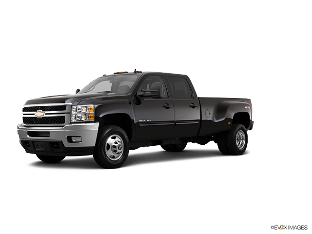 2013 Chevrolet Silverado 3500HD Standard Bed