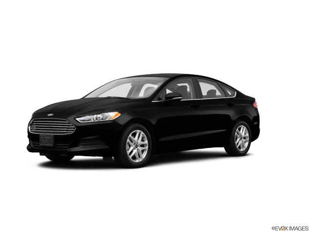 2014 Ford Fusion 4dr Car