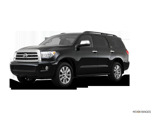 2014 Toyota Sequoia Sport Utility