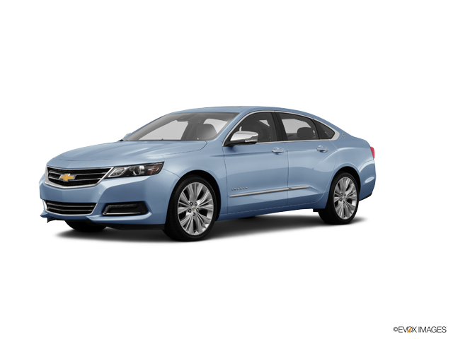 2015 Chevrolet Impala 4dr Car
