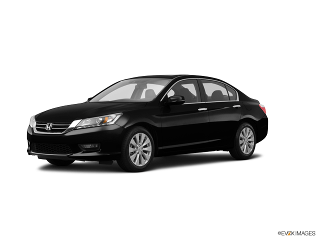 2015 Honda Accord 4dr Car