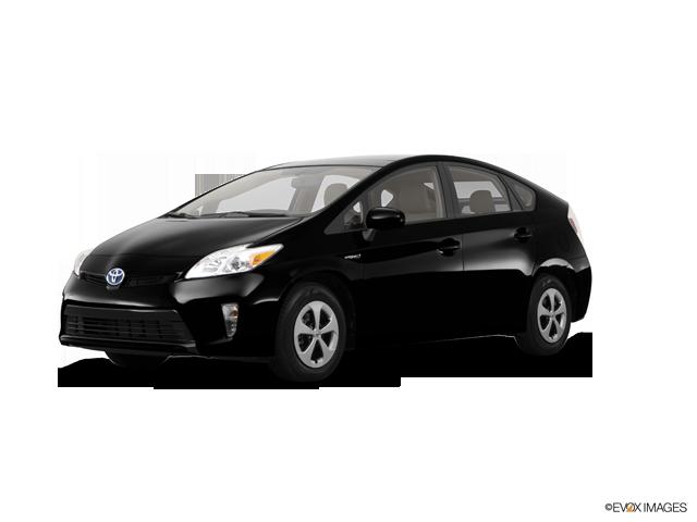 2015 Toyota Prius 5D Hatchback