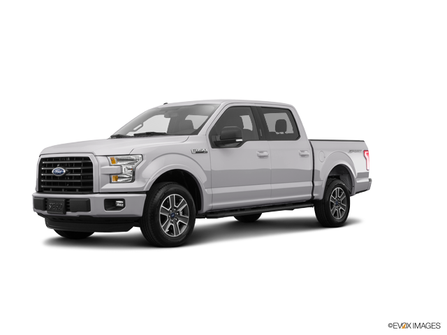 2016 Ford F-150 Standard Bed