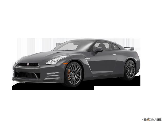 2016 Nissan GT-R 2D Coupe