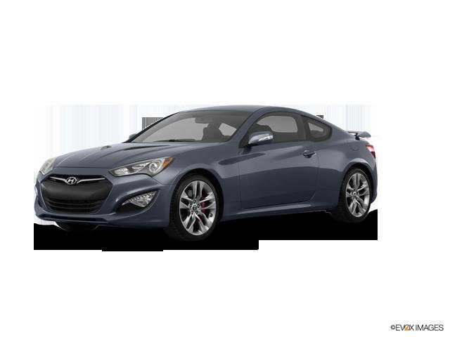 2016 Hyundai Genesis Coupe 2dr Car