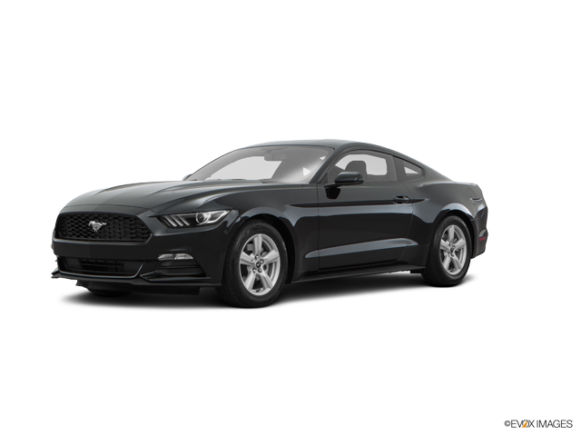 2017 Ford Mustang 2dr Car