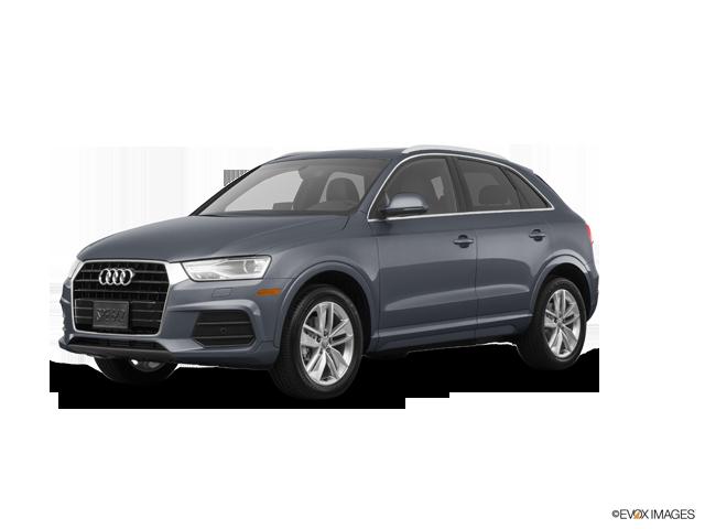 2017 Audi Q3 Sport Utility