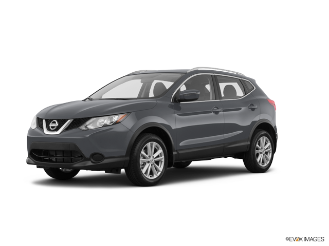 2017 Nissan Rogue 4D Sport Utility