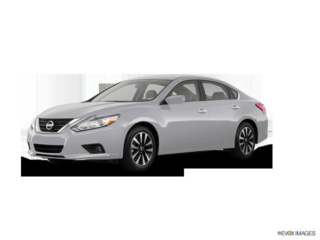 2018 Nissan Altima 4dr Car