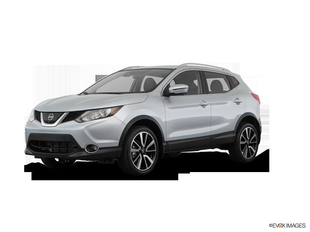 2018 Nissan Rogue Sport Hatchback 4 Dr.