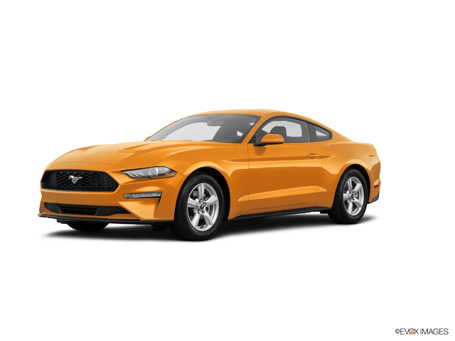 2019 Ford Mustang 2dr Car