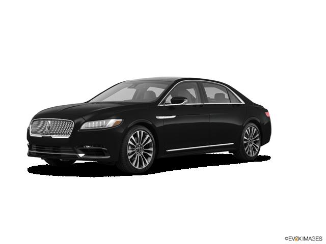 2019 Lincoln Continental 4dr Car