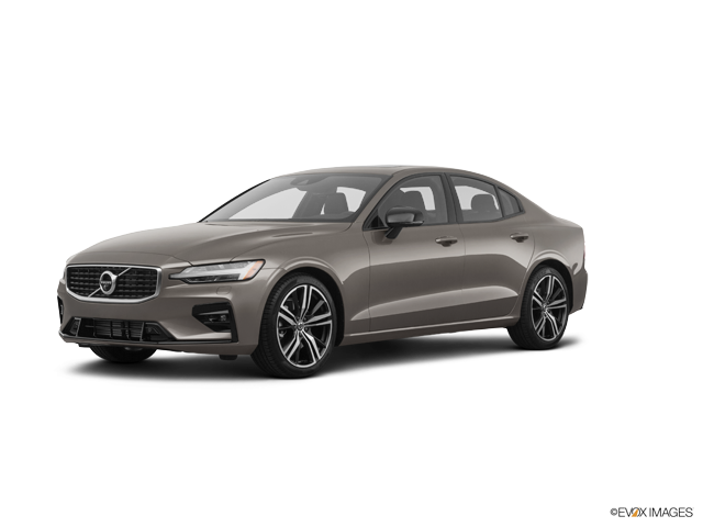 2019 Volvo S60 4D Sedan