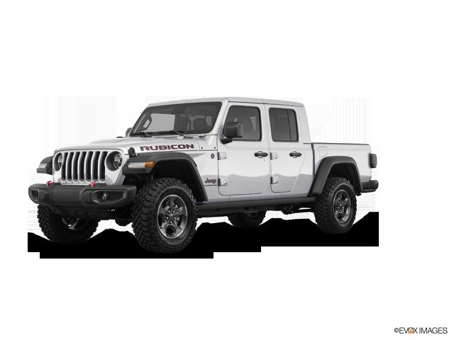 2020 Jeep Gladiator Short Bed