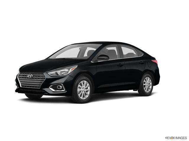 2020 Hyundai Accent 4dr Car