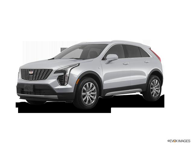 2020 Cadillac XT4 Sport Utility