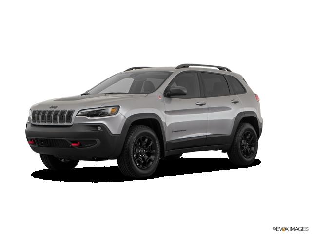 2020 Jeep Cherokee Sport Utility